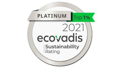 AB Enzymes obtains Platinum medal for Sustainability performance