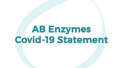 AB Enzymes Statement - Covid-19