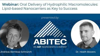 Oral Delivery of Hydrophilic Macromolecules: Lipid-based Nanocarriers as Key to Success