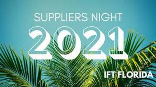 Florida IFT Suppliers' Night