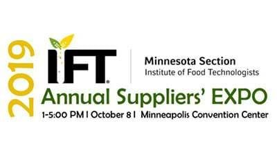Minnesota Section IFT Suppliers' Expo