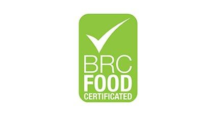 BRC Certification - Perfect Score!