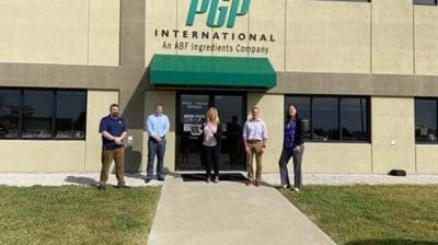 """PGP in EV awarded """"Business of the Year"""" by Grow SW Indiana Workforce"""