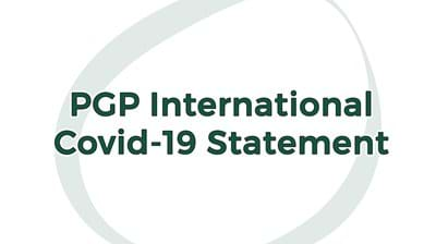 PGP International Statement - Covid-19