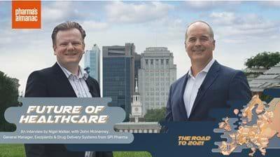 Pharma's Almanac Interviews John McInerney on Future of Healthcare